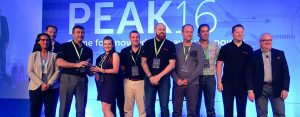 """Jason Hill, Exertis' security sales director commented """"We are immensely proud to receive the EMEA Distributor of the Year award from SonicWALL."""