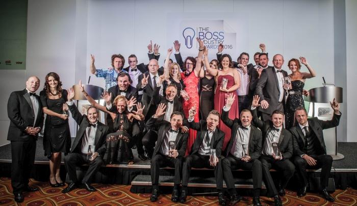 2016 BOSS Awards Winners