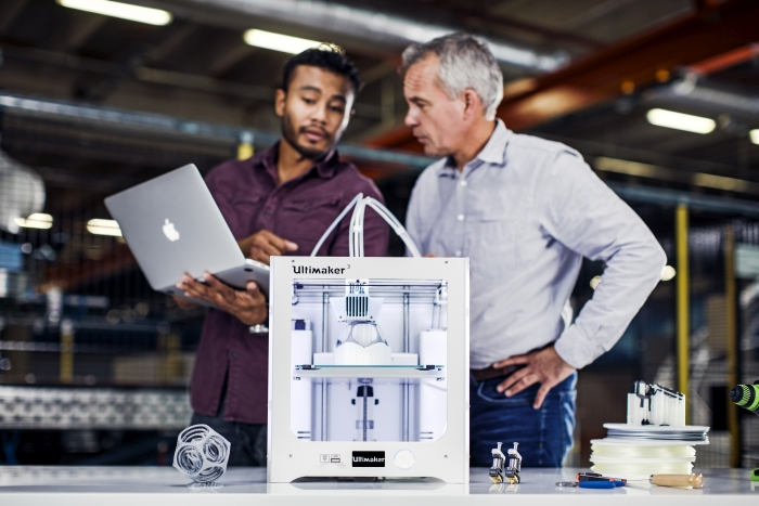 Ultimaker and Desktop 3D printing