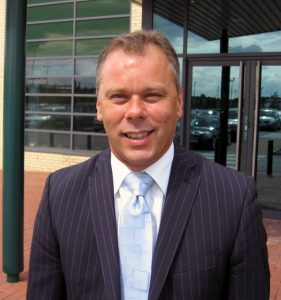 Ian Brindle, Head of Conferencing and Telephony Sales, Nimans