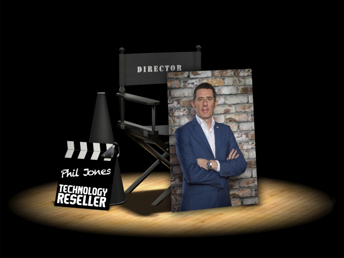 Phil Jone MBE, Managing Director, Brother UK