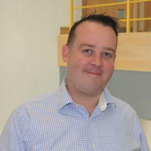 James Burns, Head of Sales (Systems Integrators and Major Accounts), Nimans