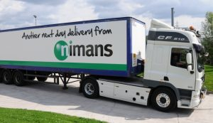 Nimans logistics