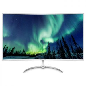 BDM4037UW Brilliance Curved display