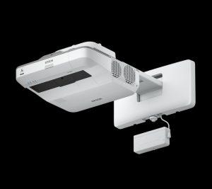 Epson ultra short throw projector