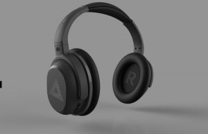 Audeara headphones with in-built hearing test
