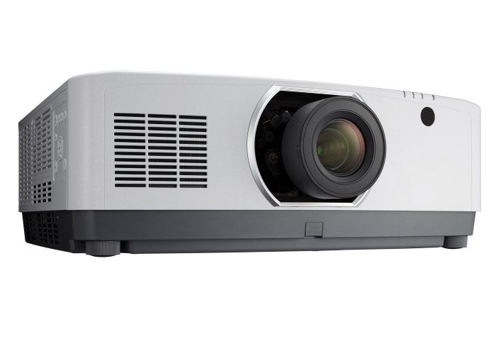 New NEC filter-free design projectors