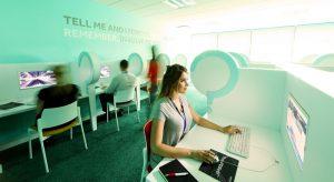 Delivering digital skills training
