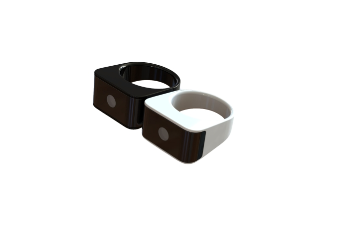 Prototypes of Helios Smart Ring