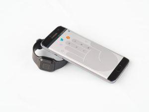 Wearable smart button