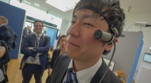 Panasonic showcased its future technology at the Manufacturing Technology Centre