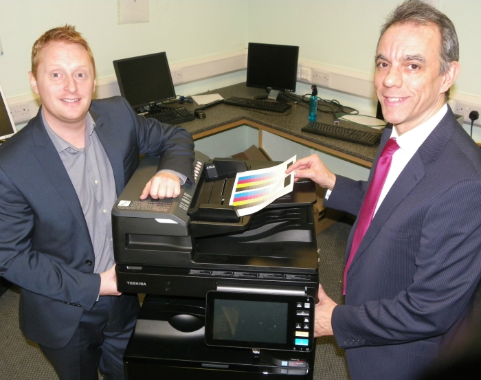 Toshiba TEC UK sign up Holker IT as an authorised dealer