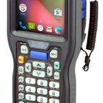 Honeywell's handheld computers with integrated scanner
