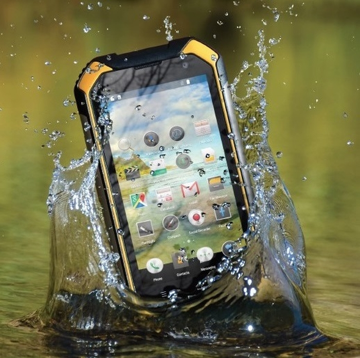 Juniper's CT5 Rugged Smartphone