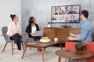 Premier cam for small conference rooms