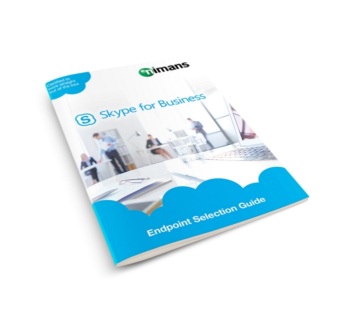New guide for using Skype for business
