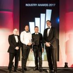Winners at the Mobile Industry Awards in June
