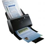 Canon compact scanner