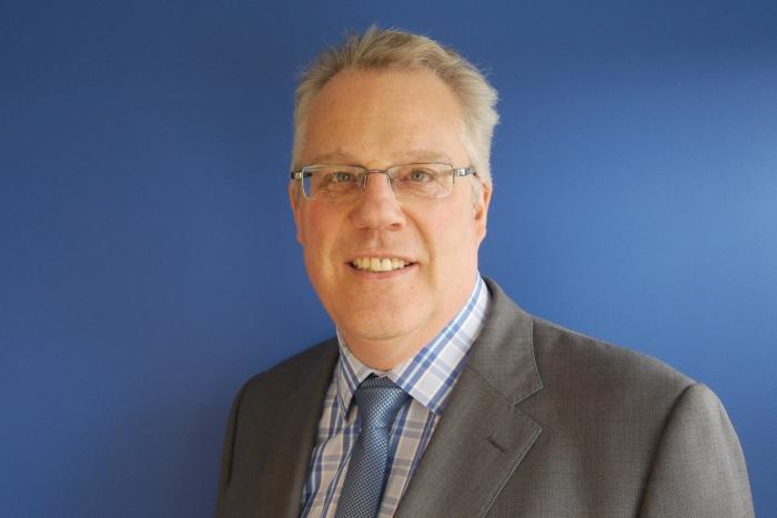 Clive Hailstone, MD UK&I, Comstor