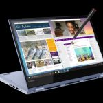 2-in-1, tablet mode to laptop mode