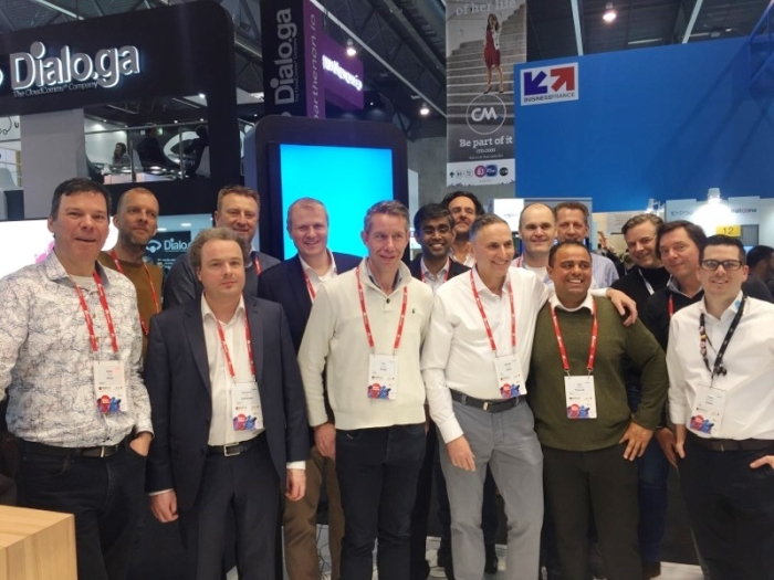 Channel partners at MWC