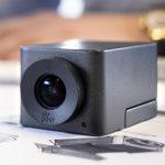 Pocket size camera