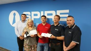 Spire Technology winners