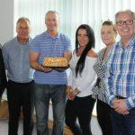 Tom Maxwell celebrates 30 years