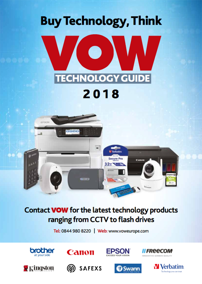 Vow Technology Guide 2018