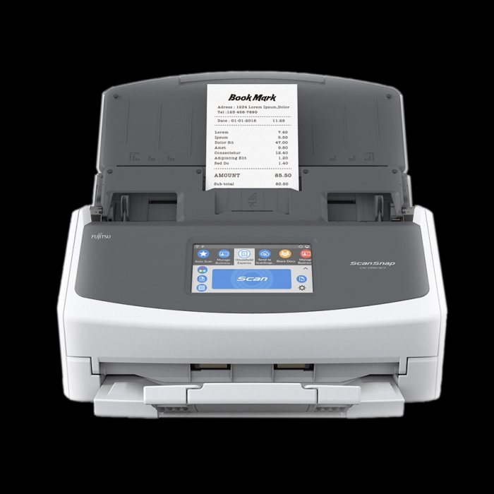 Fujitsu personal document scanner