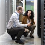 Expanding its network infrastructure