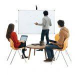 Kaptivo whiteboard collaboration system