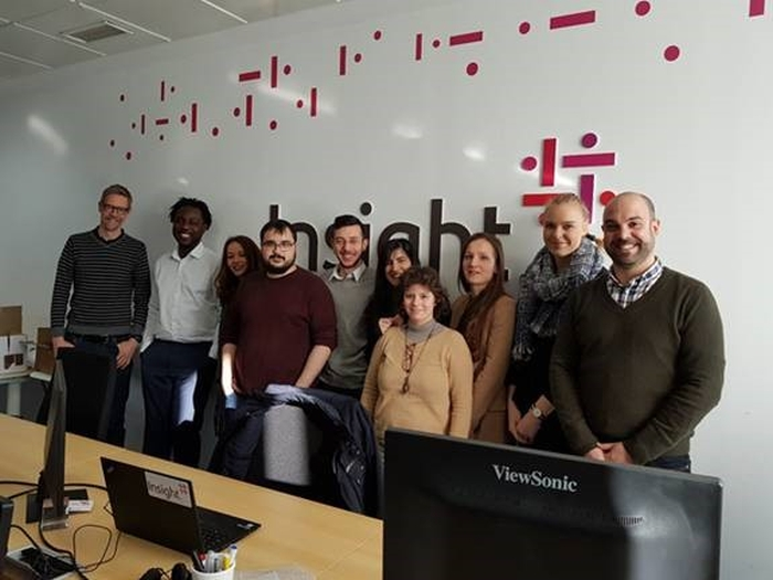 Insight new support centre in Madrid