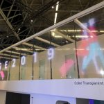 Transparent OLED Signage