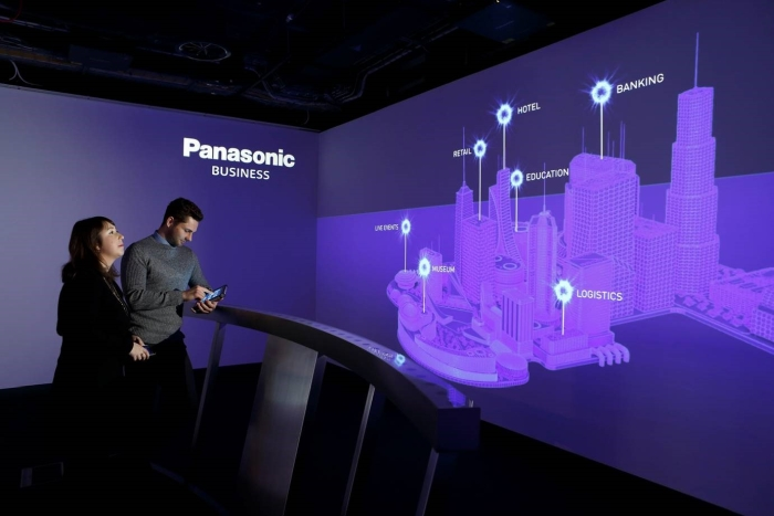 New Panasonic centre