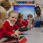 Learning technology at primary school