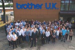 Brother UK workforce