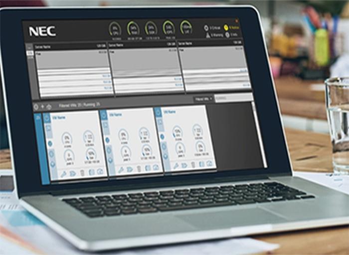The NEC HCI platform