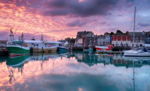 Padstow his favourite holiday destination