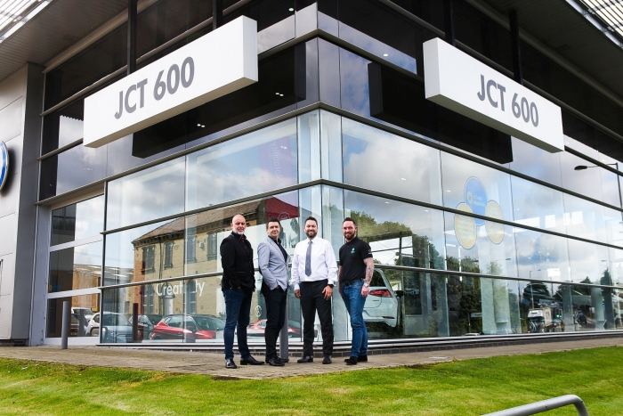 Executives outside JCT600