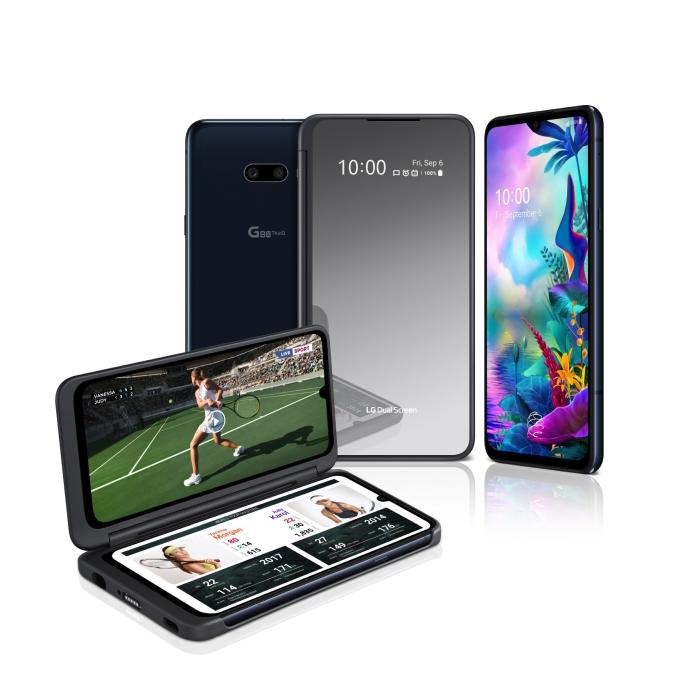new LG G-series smartphone
