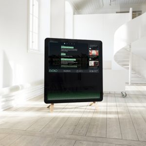 all-in-one display for public spaces