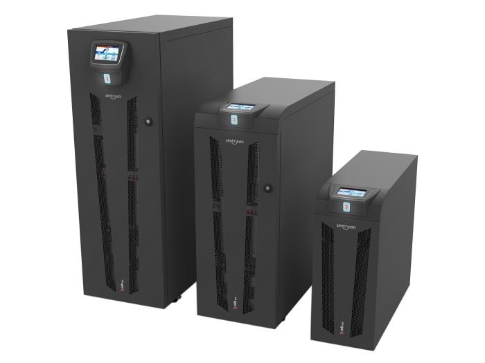transformerless online UPS systems