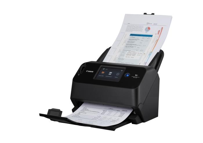 Canon desktop scanner