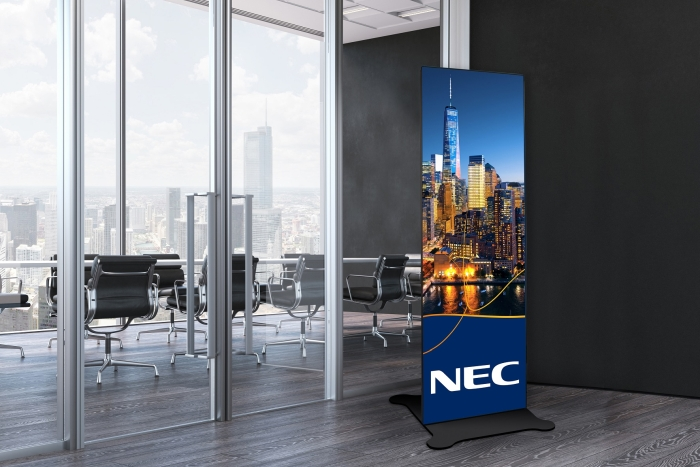 Two new ranges from NEC Display Solutions Europe