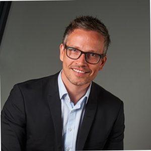 Jamie Farrelly, VP EMEA Channels at Veritas Technologies