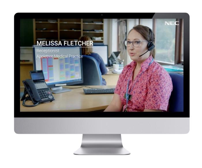 New intelligent NEC SV9100 communication system installed